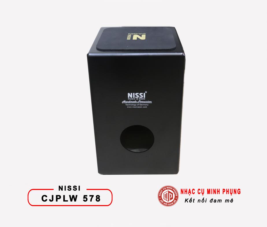 TRỐNG CAJON NISSI CJPLW578