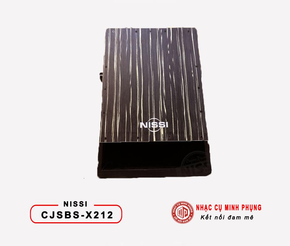 TRỐNG CAJON NISSI CJSBSX212