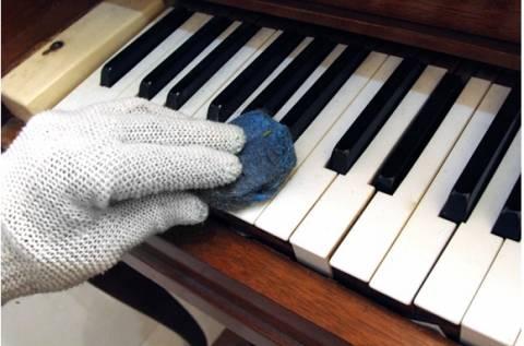 HƯỚNG DẪN VỆ SINH ĐÀN PIANO