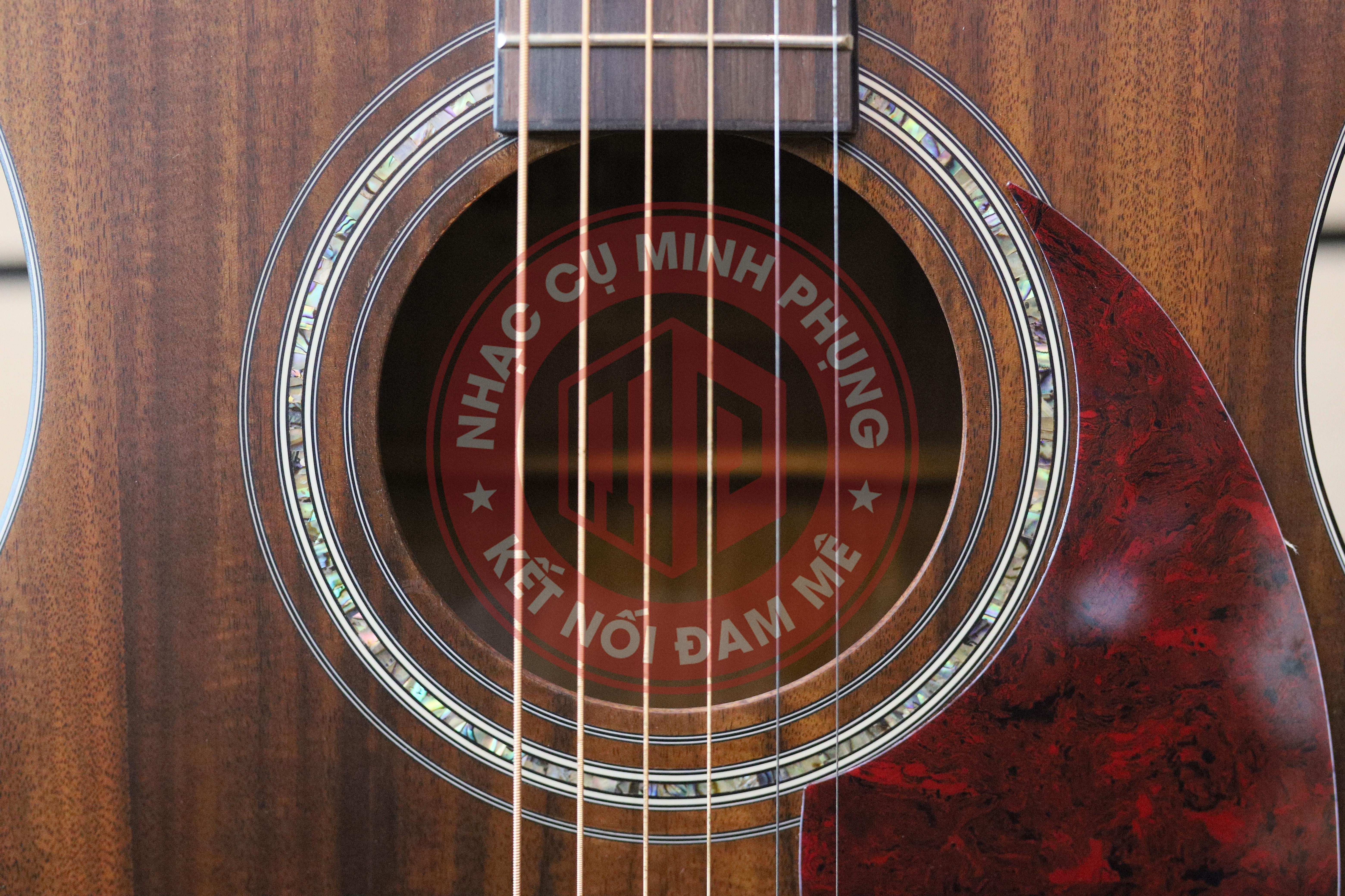 Đàn Guitar Acoustic Tokai CE55C-K