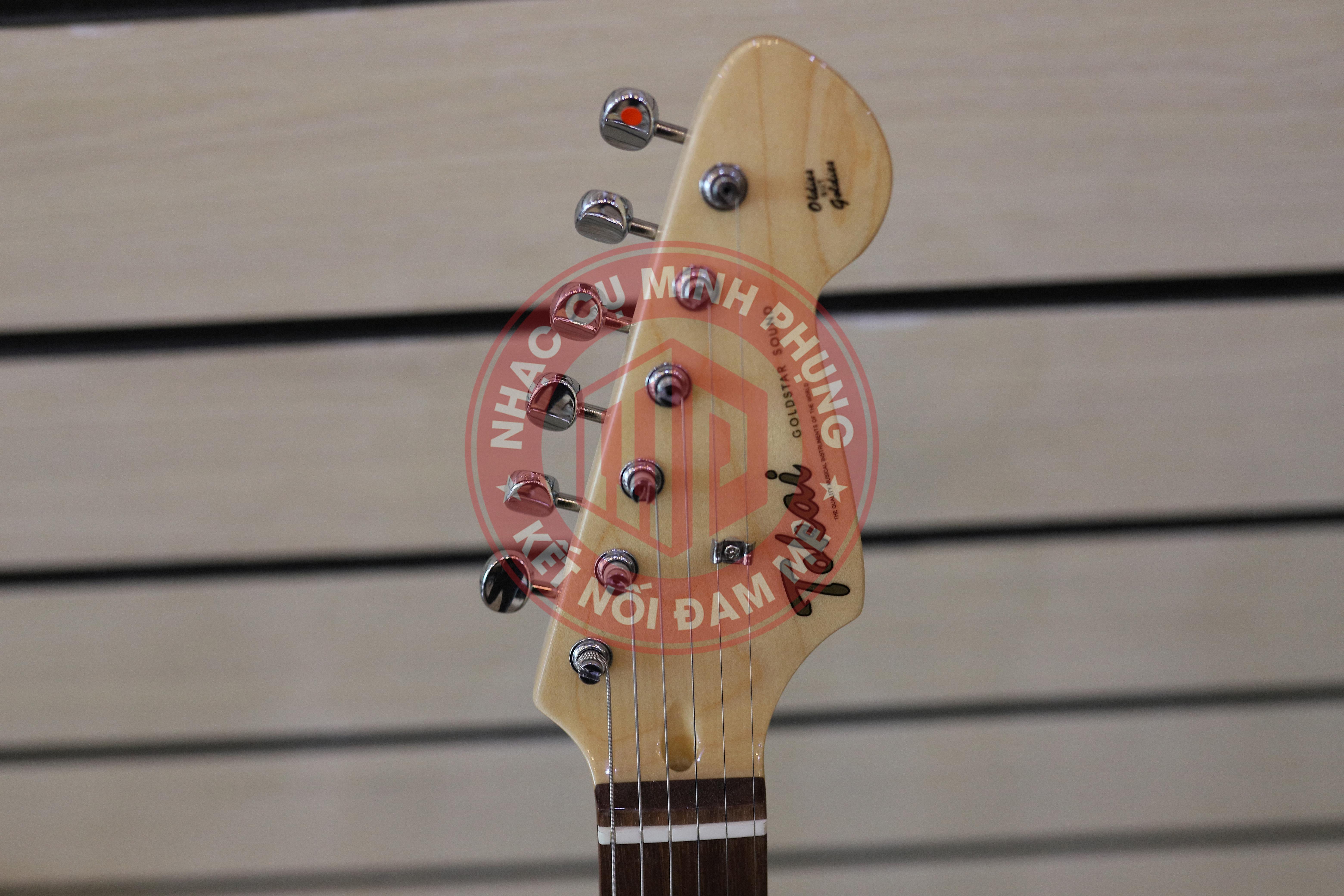 Đàn Guitar Điện Tokai AST52YS/CJ