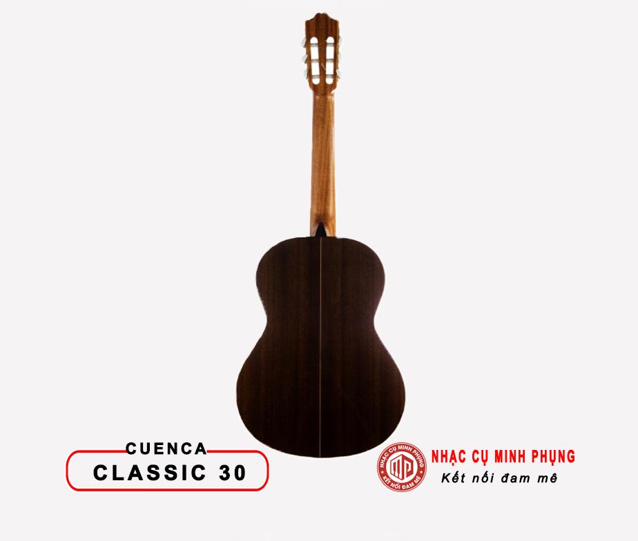 Đàn Guitar Classic Cuenca 30