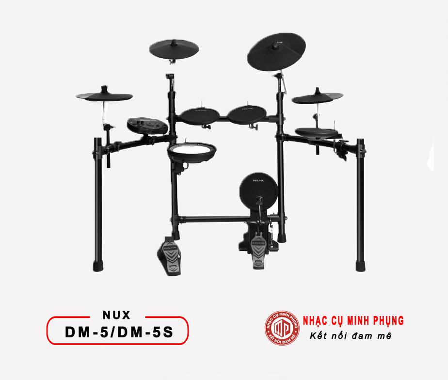 Trống điện tử Nux DM5/DM5S