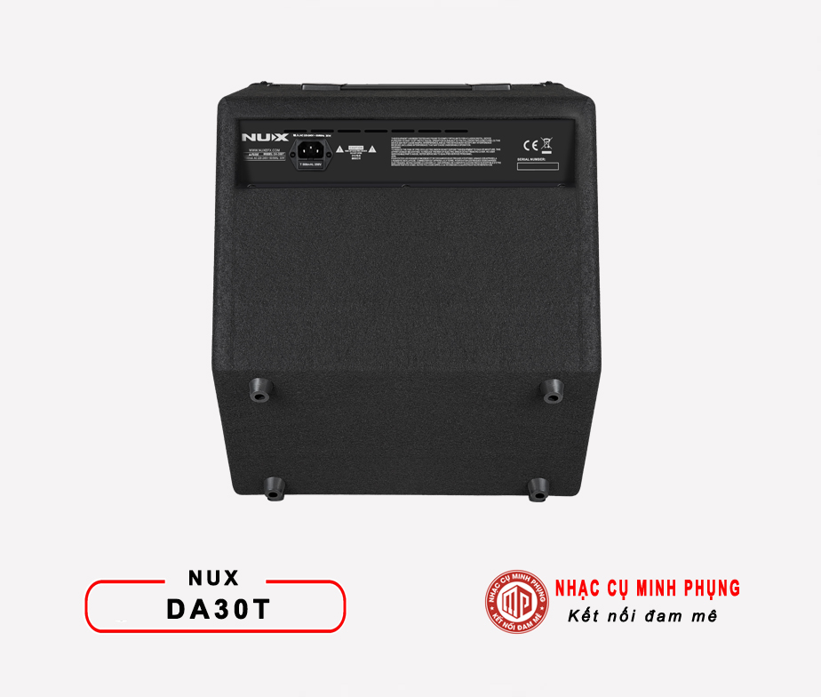 Amplifier Monitor Nux DA30T