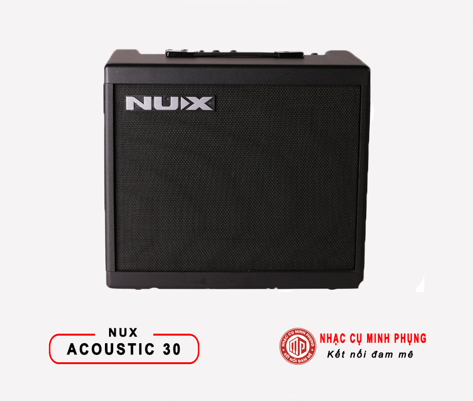 Amplifier Nux Guitar Acoustic Stageman AC50