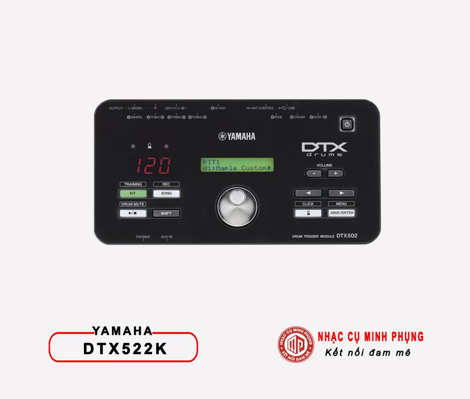 TRỐNG ĐIỆN TỬ YAMAHA DTX522K