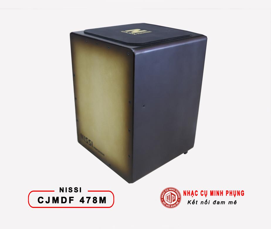 TRỐNG CAJON NISSI CJMDF478M