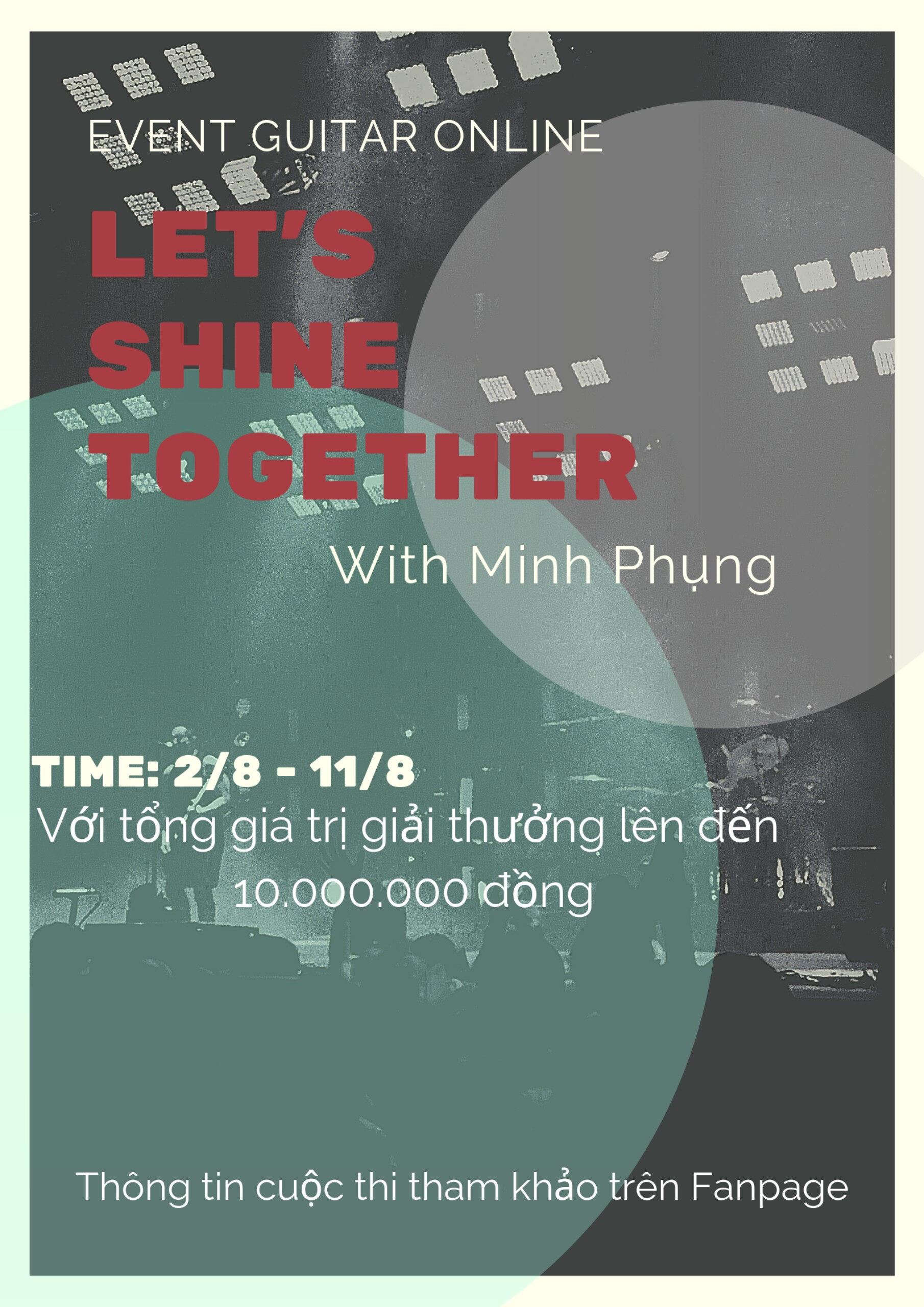 LET'S SHINE TOGETHER