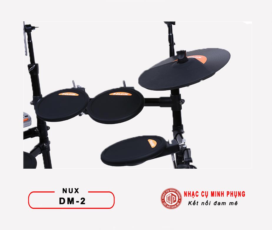Trống điện tử Nux DM2