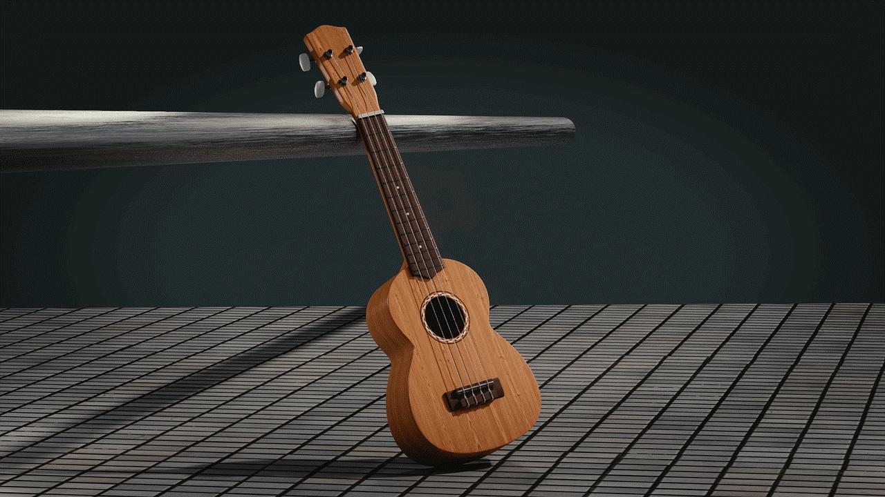 cau tao dan ukulele