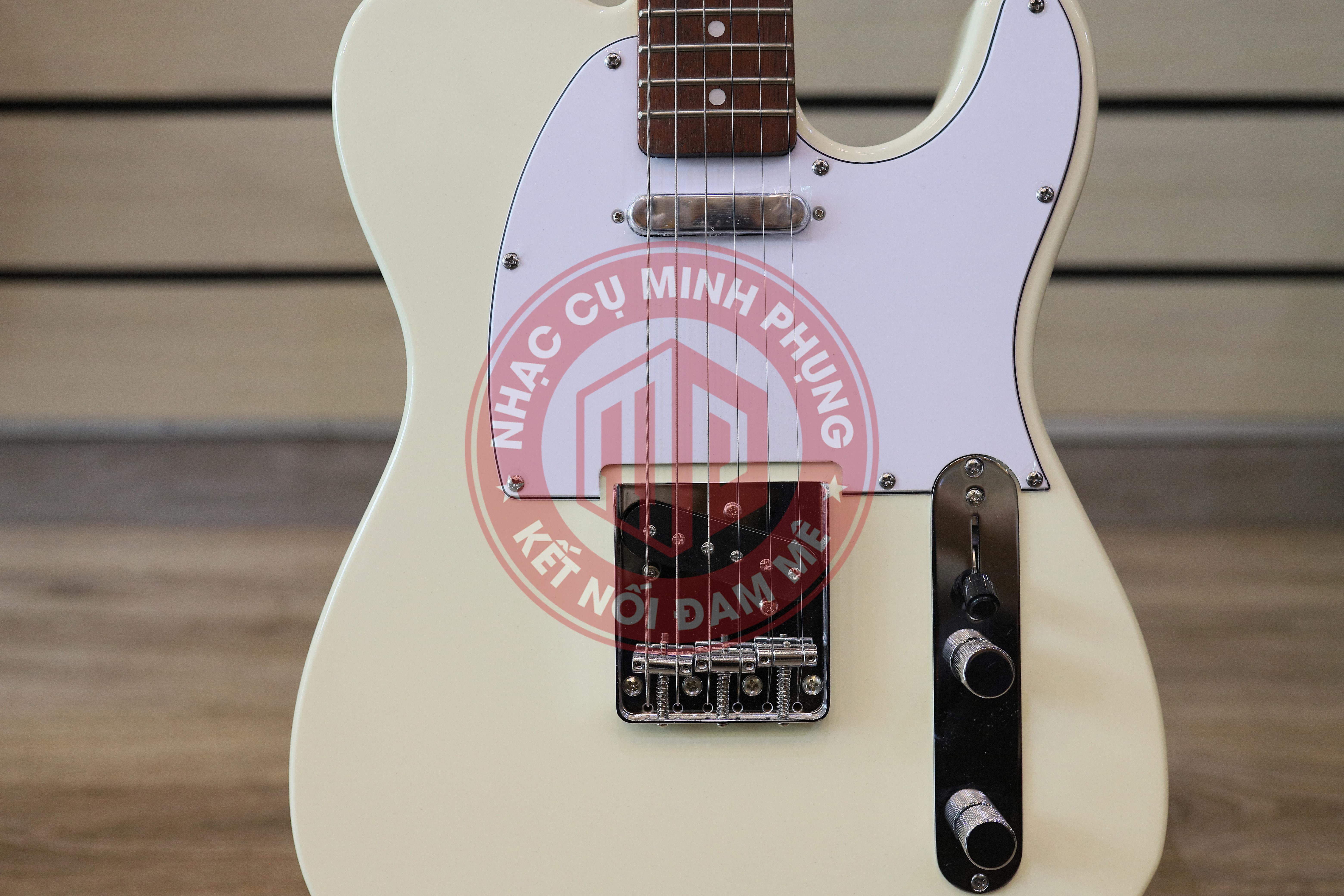 Đàn guitar điện tokai ATE52WH