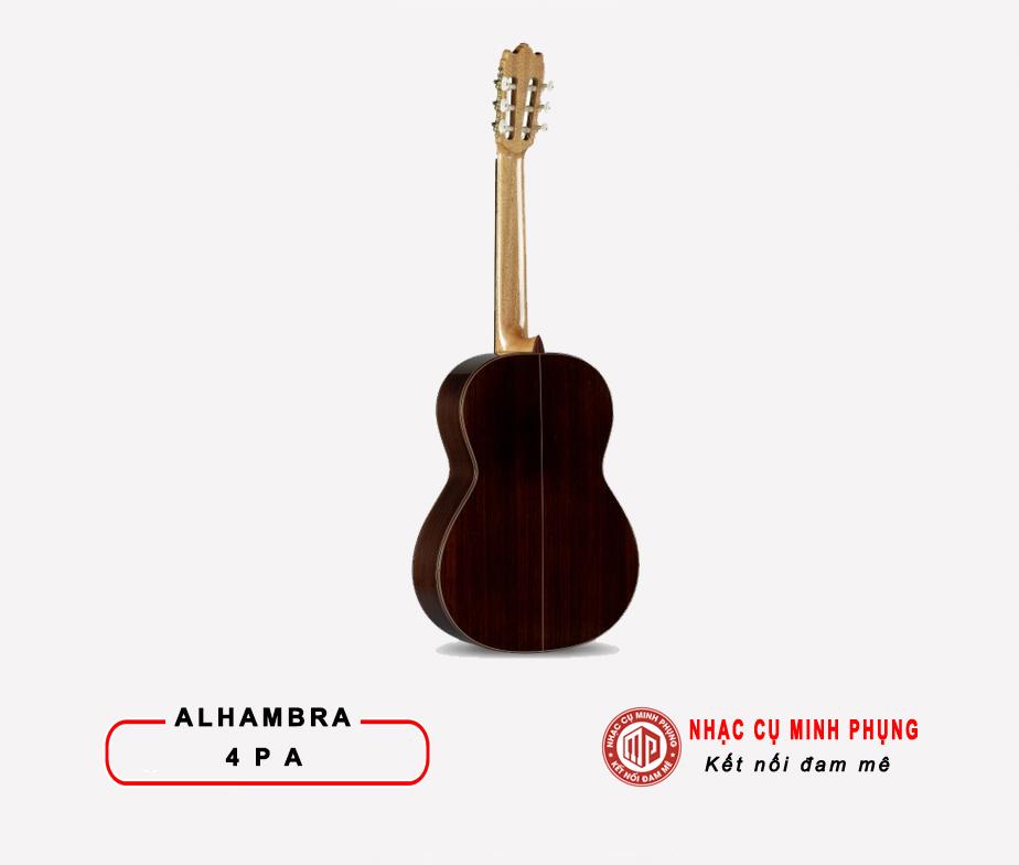 Đàn Guitar Classic Alhambra 4 PA