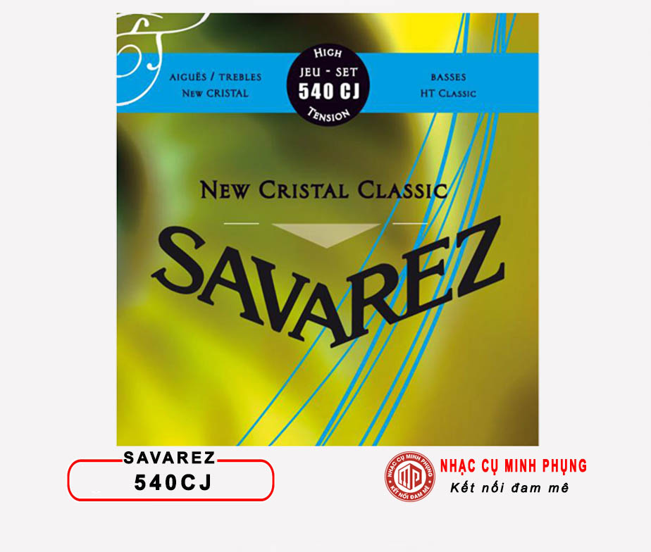 Dây Guitar CLASSIC SAVAREZ 540CJ