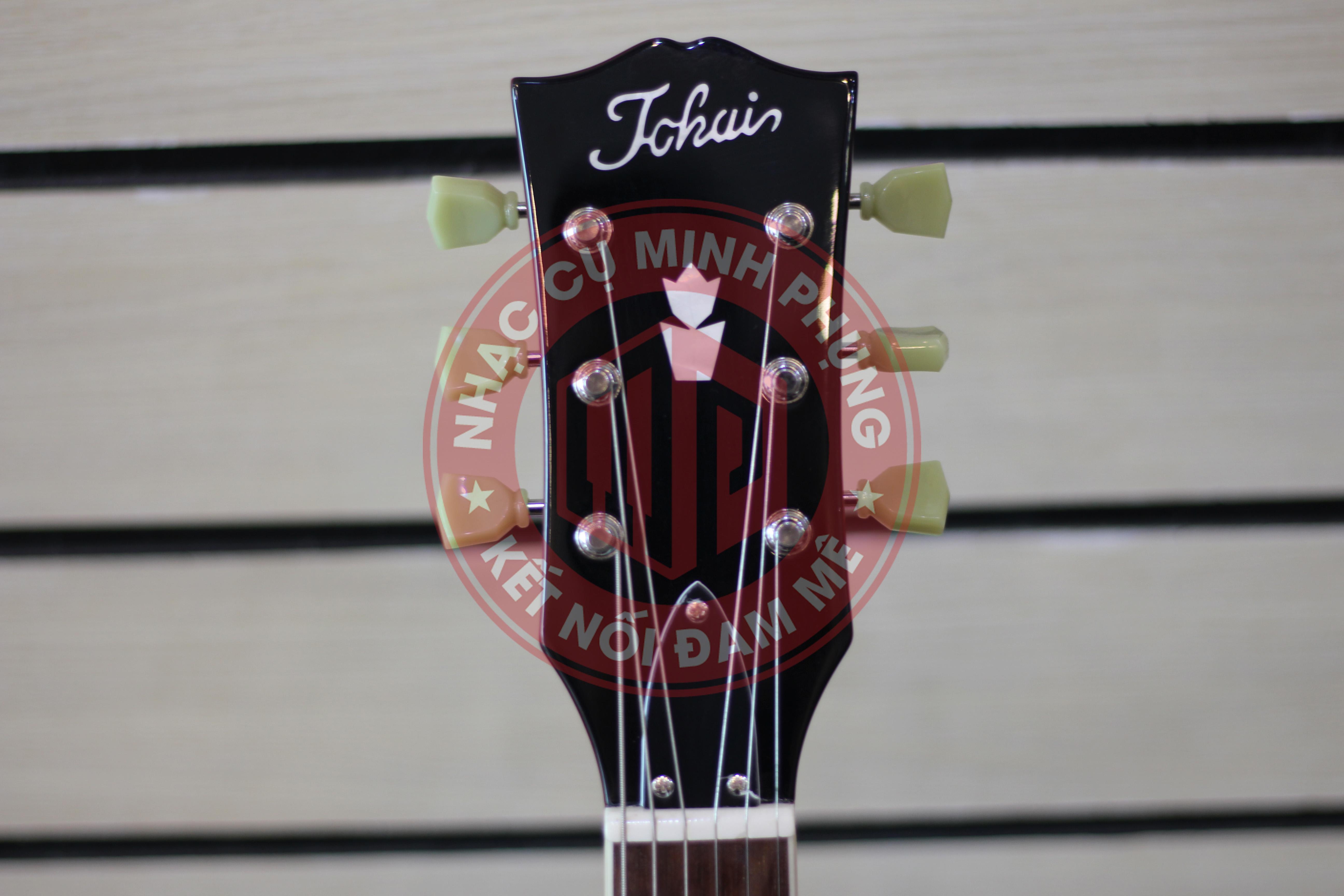 Đàn guitar điện Tokai ES78SR