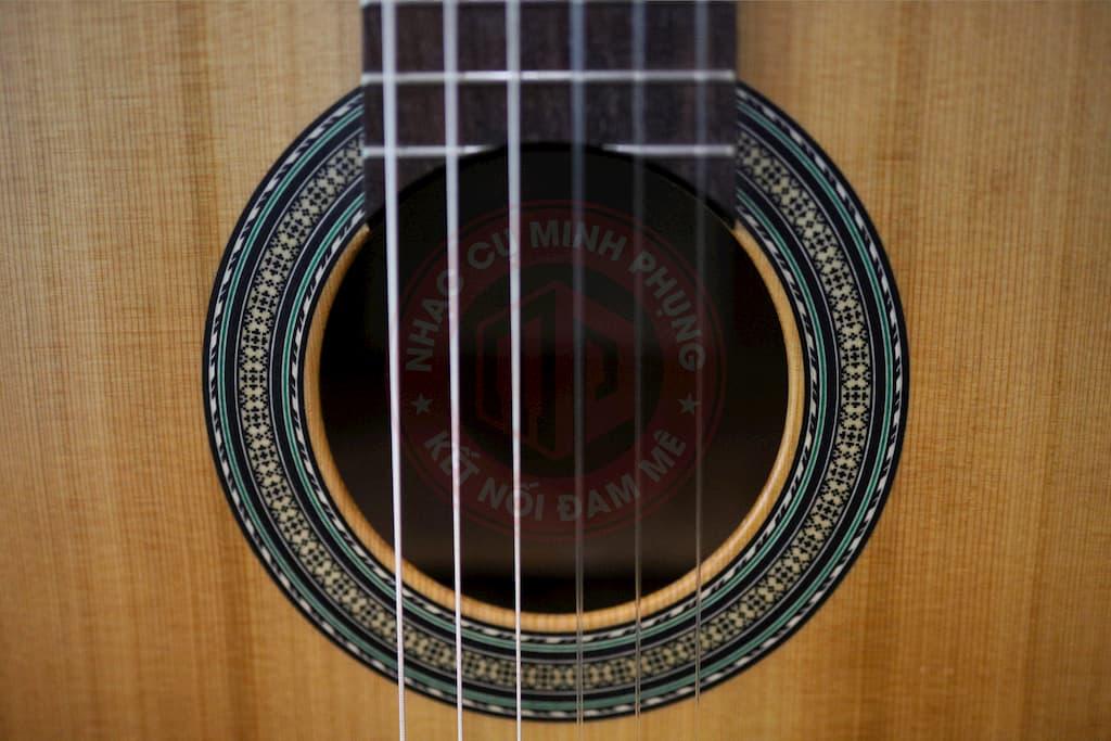 Đàn Guitar Classic Cuenca 5 Nature
