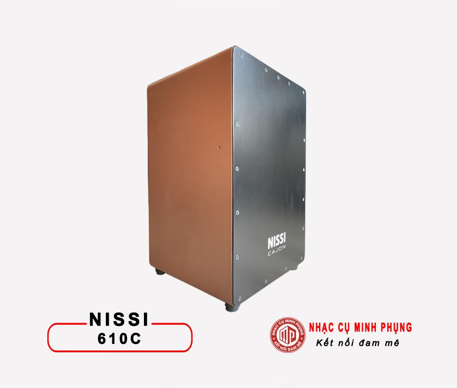 TRỐNG CAJON NISSI CJMDF-610C