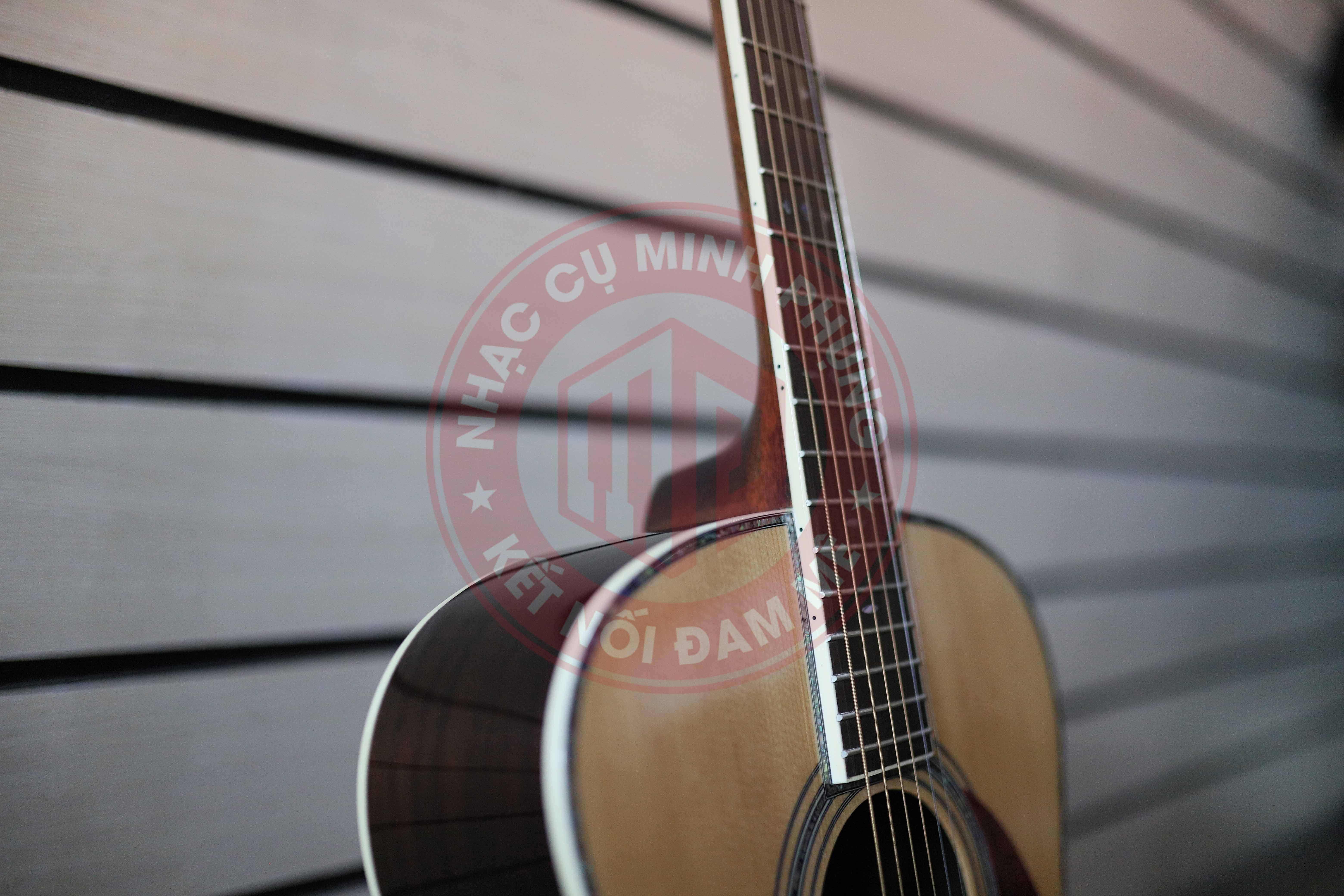 Đàn Guitar Acoustic Tokai CE80T