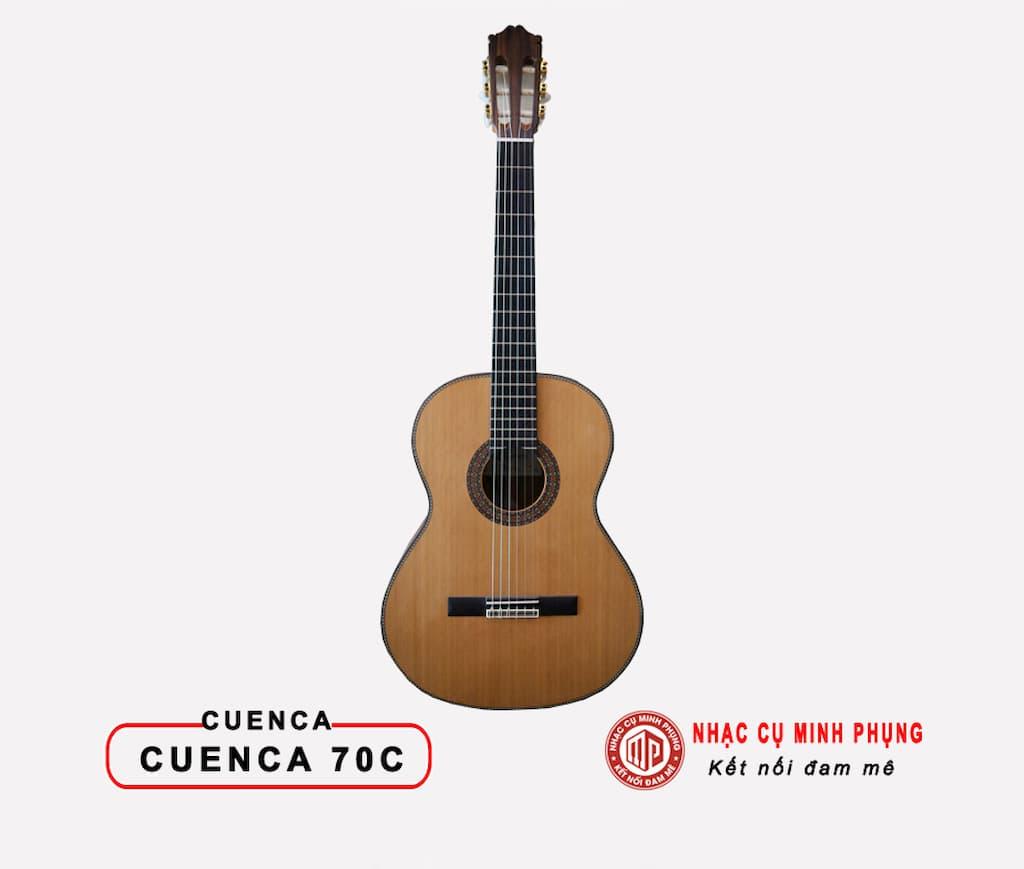 Đàn Guitar Classic Cuenca 70C