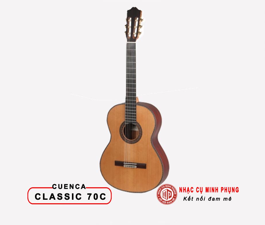 Đàn Guitar Classic Cuenca 70C OP