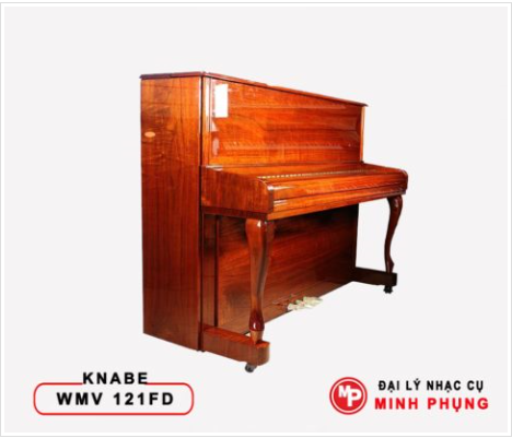 Piano cơ Knabe WMV 121FD