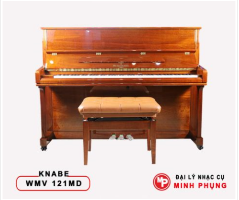 Piano cơ Knabe WMV 121MD