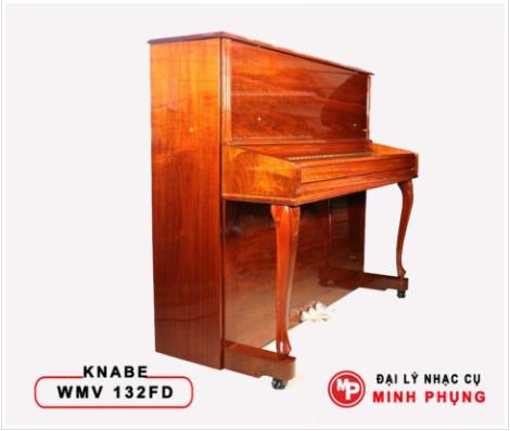 Piano cơ Knabe WMV 132FD