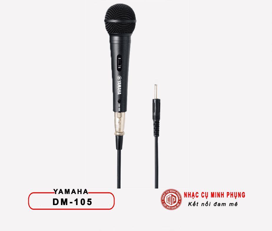 Micro yamaha DM-105 Black