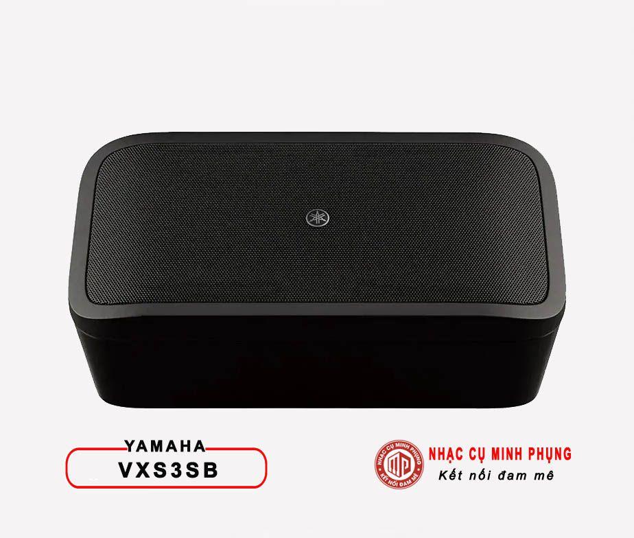 Loa sub yamaha VXS3S Black