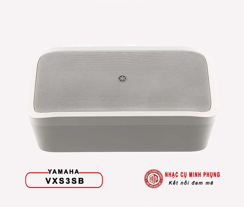 Loa sub yamaha VXS3S White