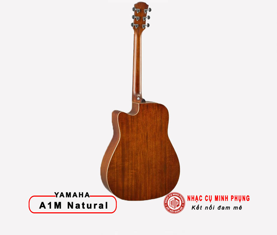 Đàn Guitar Acoustic Yamaha  AC1M Vintage Natural