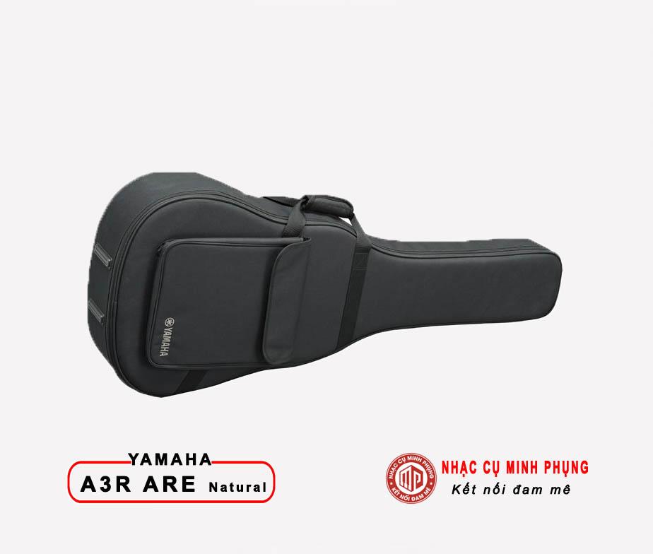 Đàn Guitar Acoustic Yamaha A3R Vintage Natural
