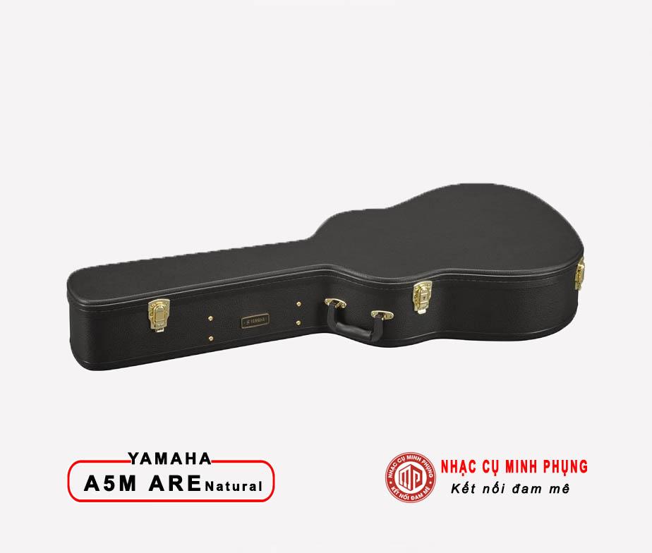 Đàn Guitar Acoustic Yamaha A5M ARE Vitage Natural
