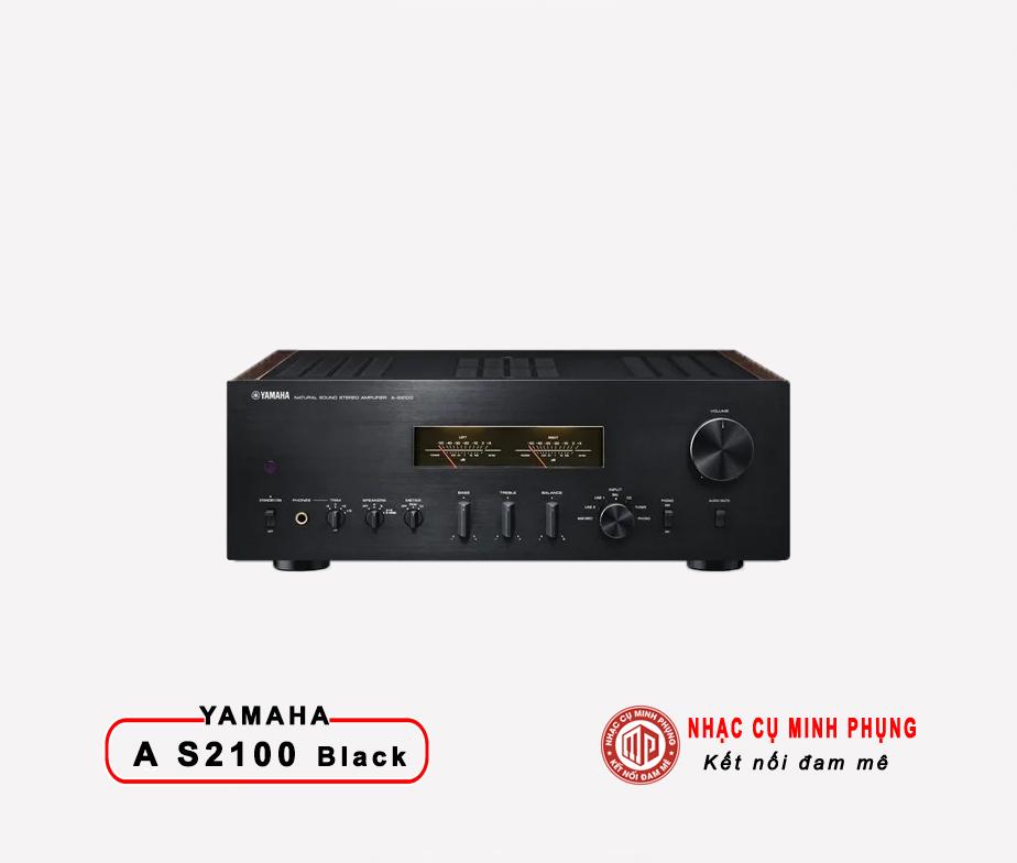 Amply tích hợp Yamaha A S2100