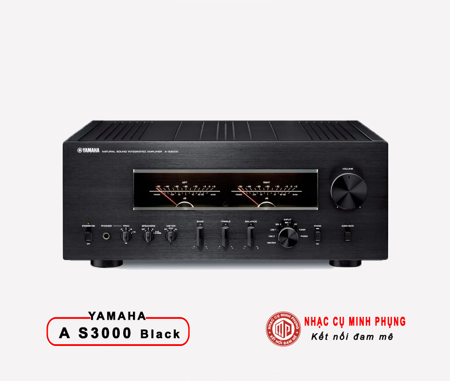 Amply tích hợp Yamaha A S3000