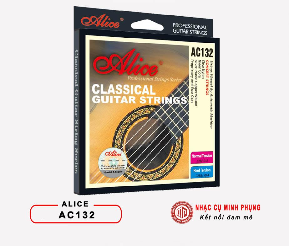 Dây Guitar CLASSIC ALICE AC132