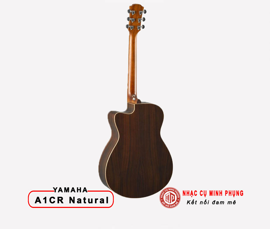 Đàn Guitar Acoustic Yamaha AC1R Vintage Natural