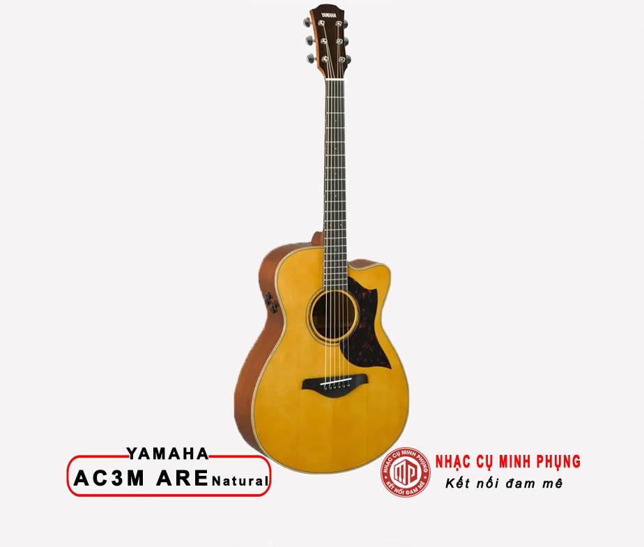 Đàn Guitar Acoustic Yamaha AC3M Vintage Natural
