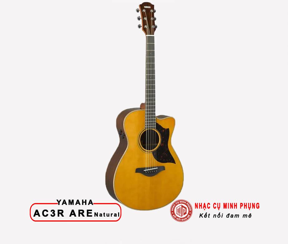 Đàn Guitar Acoustic Yamaha AC3R Vintage Natural