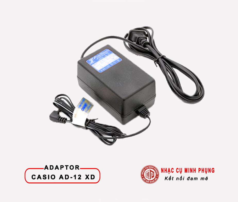 Adaptor Casio ProStar AD-12V