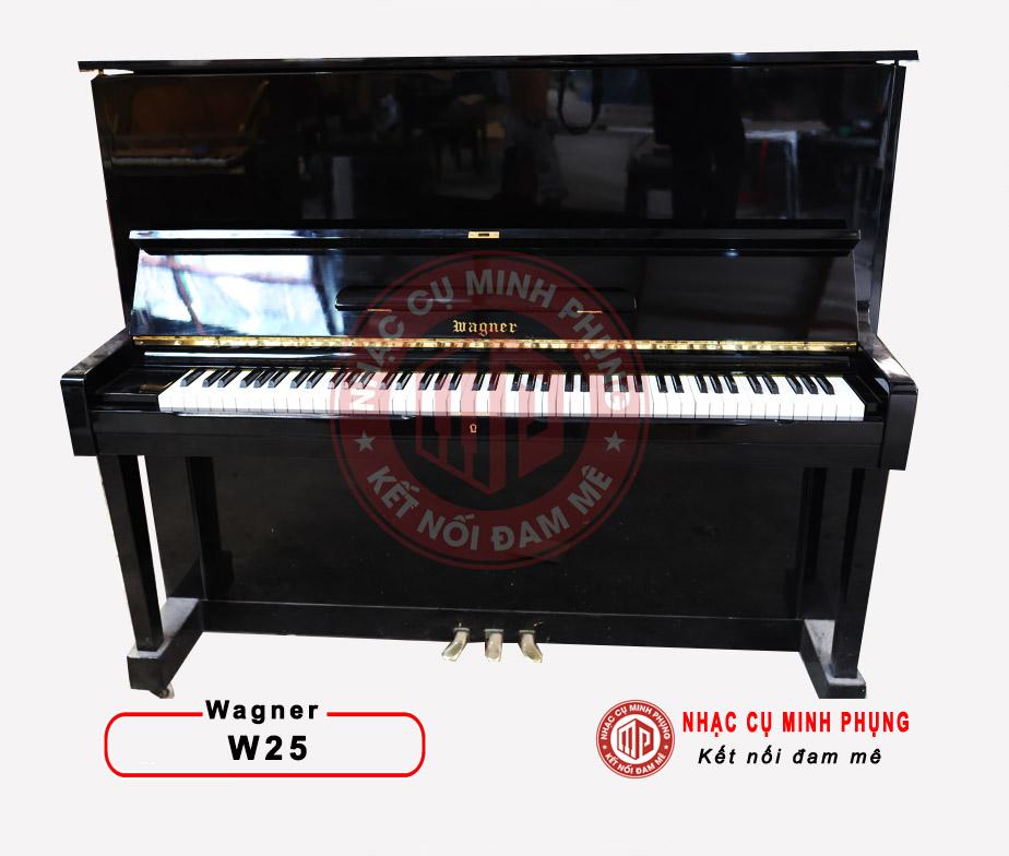 ĐÀN PIANO CƠ WAGNER W25