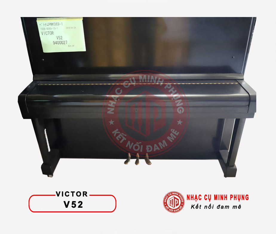 ĐÀN PIANO CƠ VICTOR V52