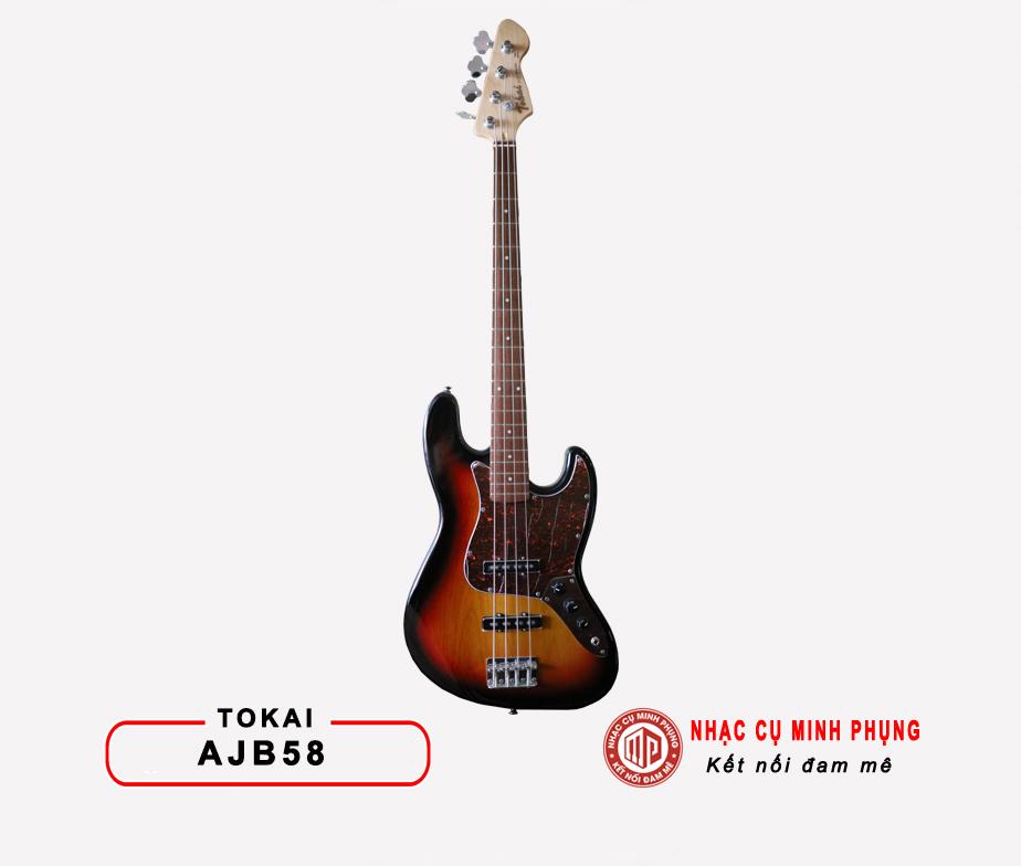 Đàn Guitar Điện Tokai AJB58