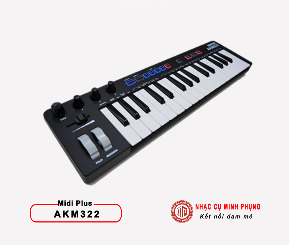 Midiplus Controller X6