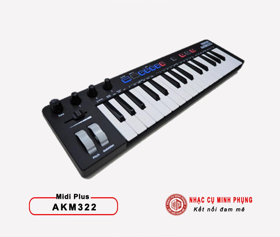Midi Controller AKM322