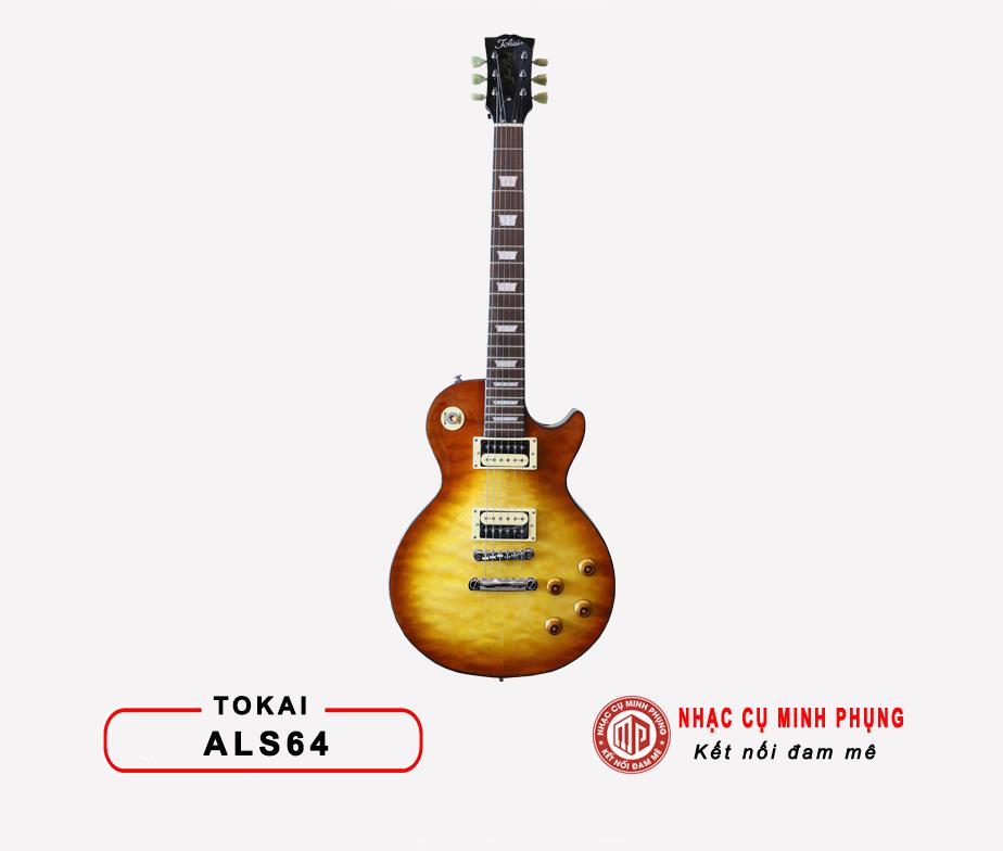 ĐÀN GUITAR ĐIỆN TOKAI ALS64