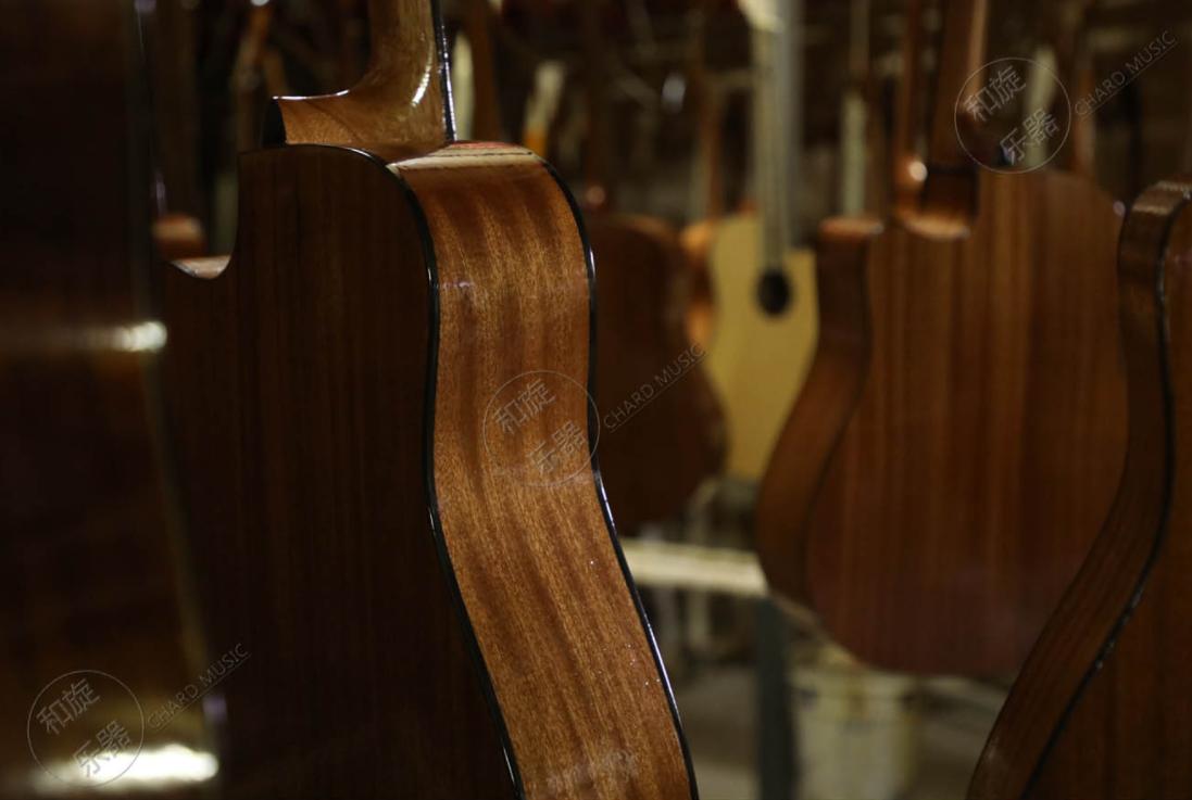 Đàn Guitar Chard: Thương hiệu Guitar giá rẻ chất lượng