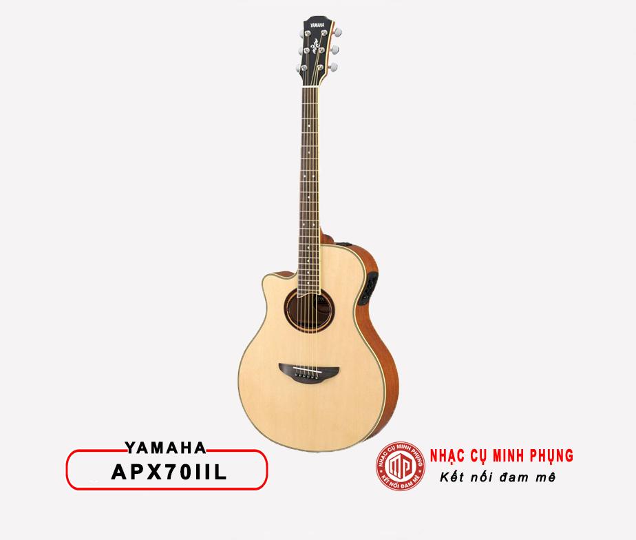 Đàn Guitar Acoustic Yamaha APX700IIL