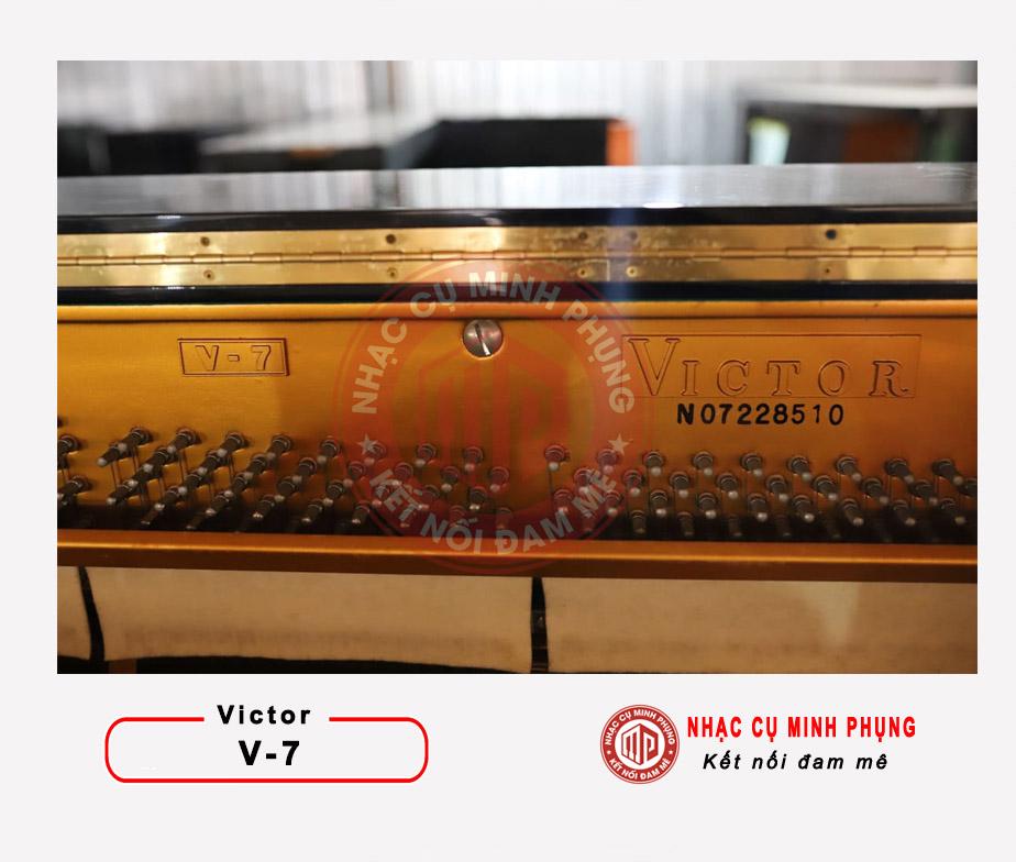 ĐÀN PIANO CƠ VICTOR V7