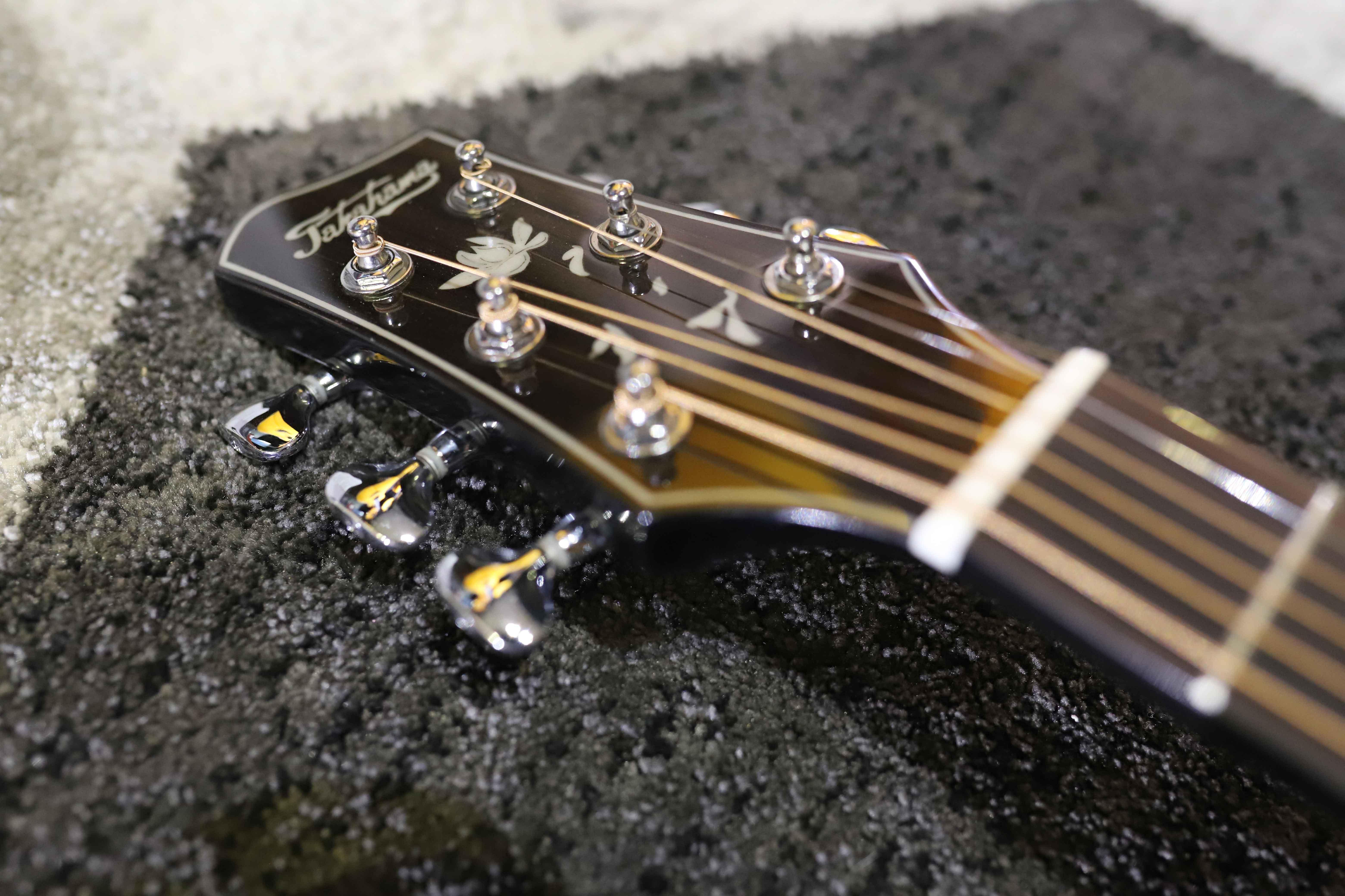 Đàn Guitar Acoustic Takahama ATK200CE-BK