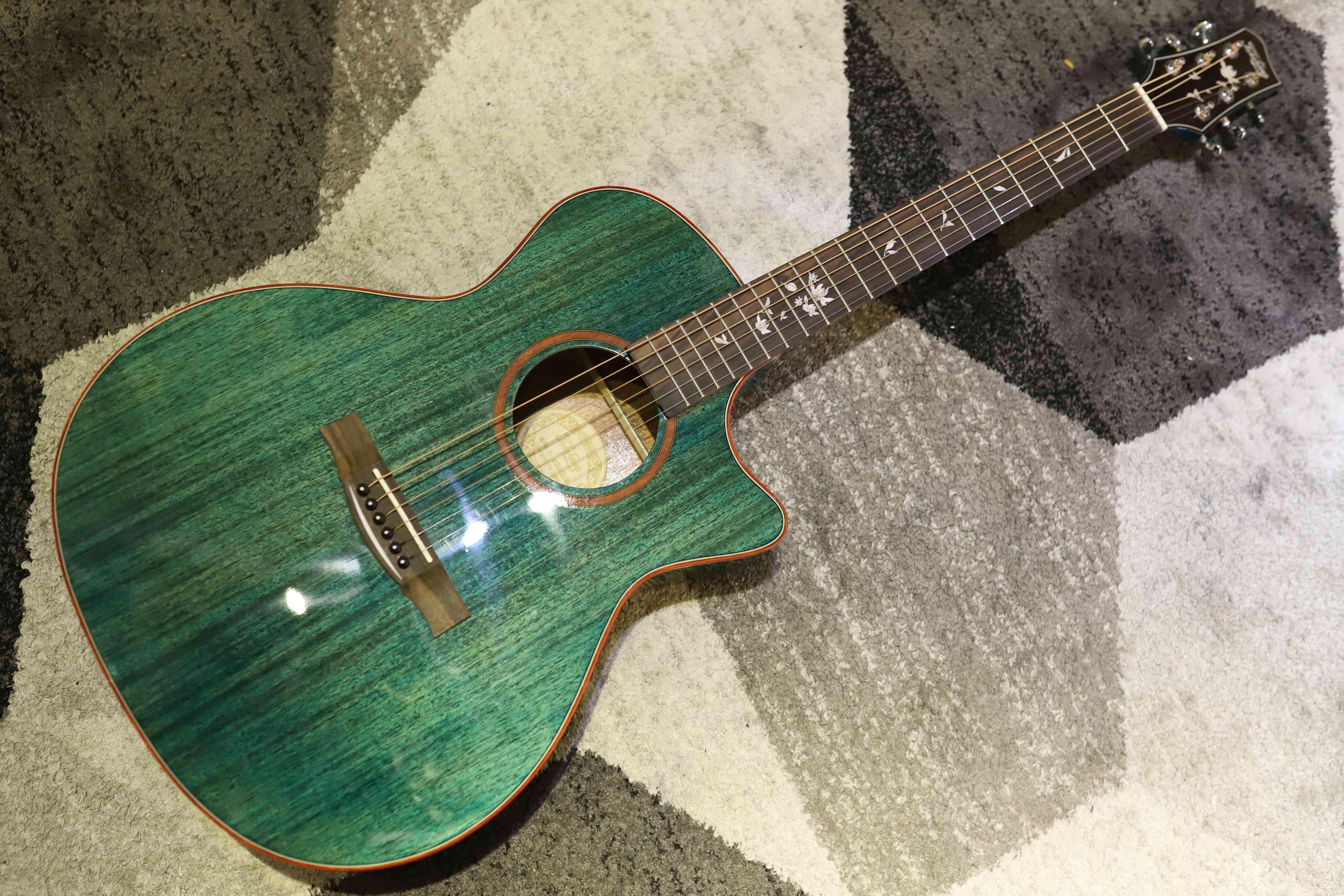 Đàn Guitar Acoustic Takahama ATK200CE-GR